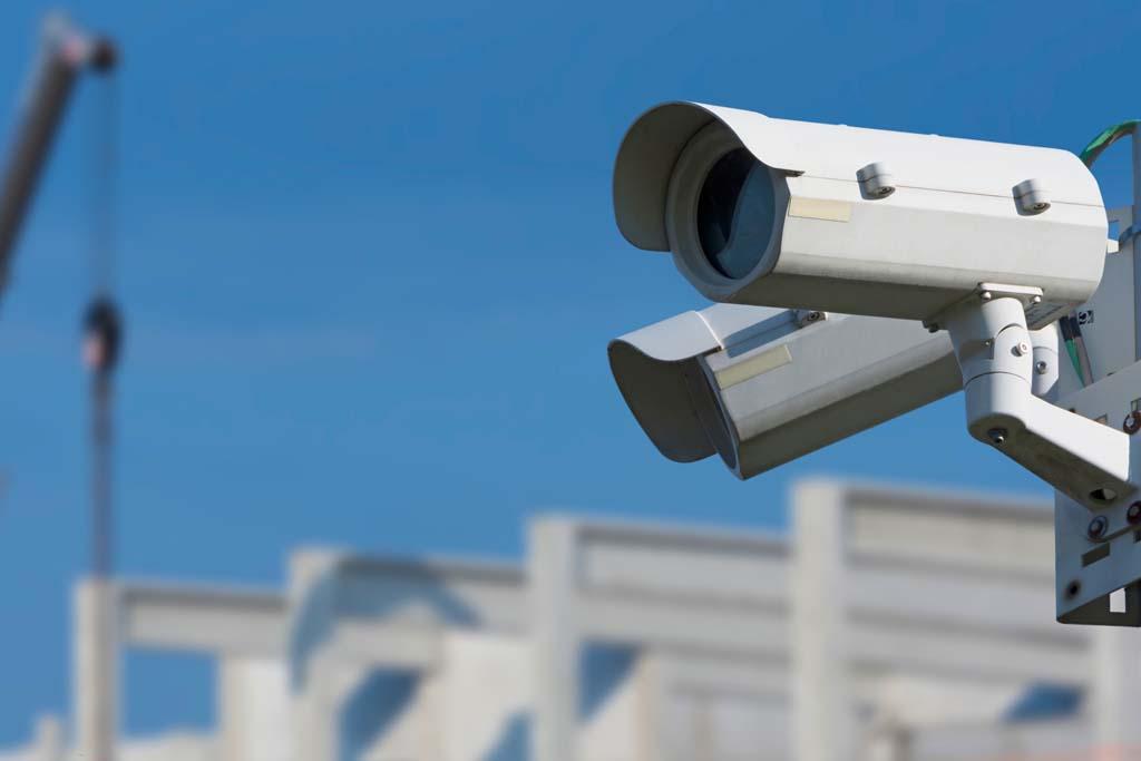 DO SECURITY CAMERAS REDUCE CRIME?