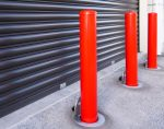 removable-security-bollards-red-auckland-xpanda