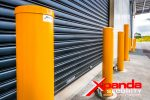 security-bollards-removable-yellow-auckland